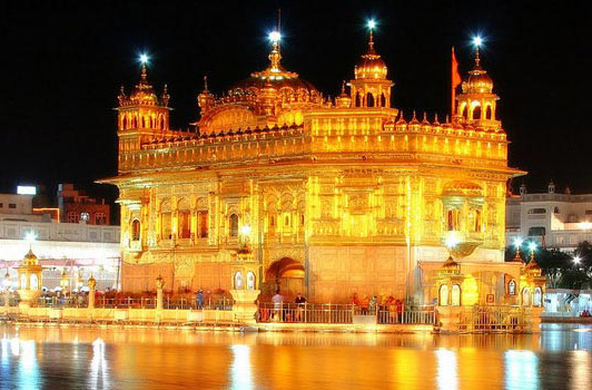 Golden Temple Amritsar Tourism Images