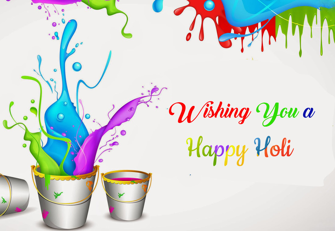 Holi Wishes Colorful Pictures For Holi Holi Greetings