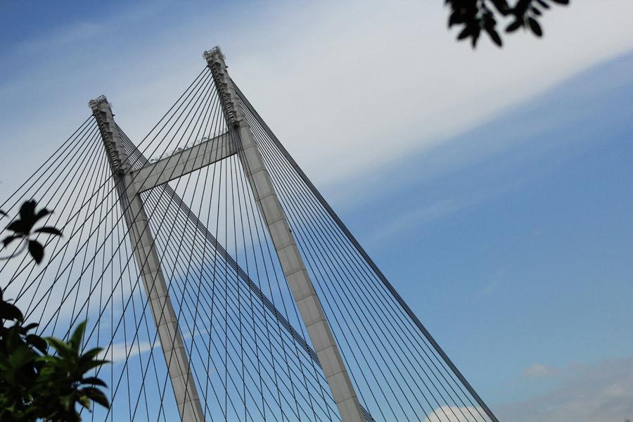 Kolkata Bridge Image