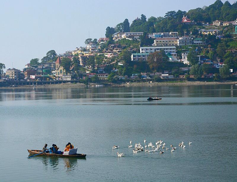 Nainital lake, download wallpapers on jakpost. Travel.