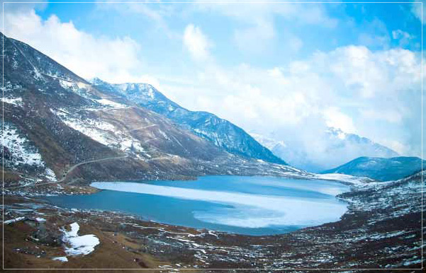 Good Morning Beautiful Wallpapers Tsomgo Lake Sikkim Ima...